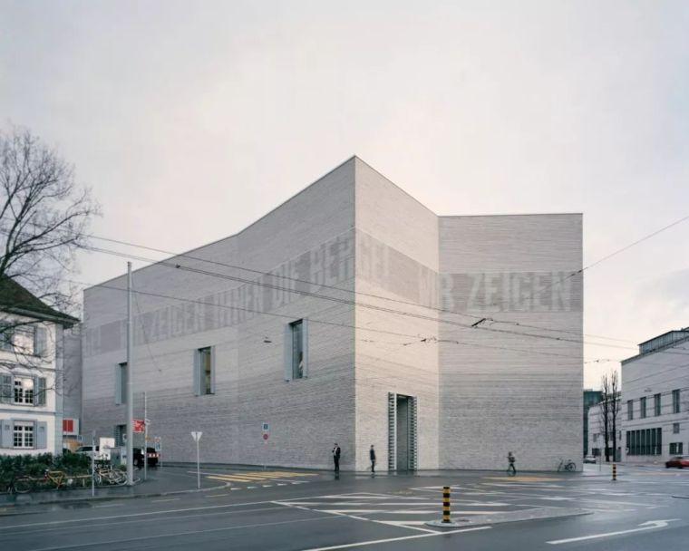 新作|古典气质的当代内核:新巴塞尔艺术博物馆/
