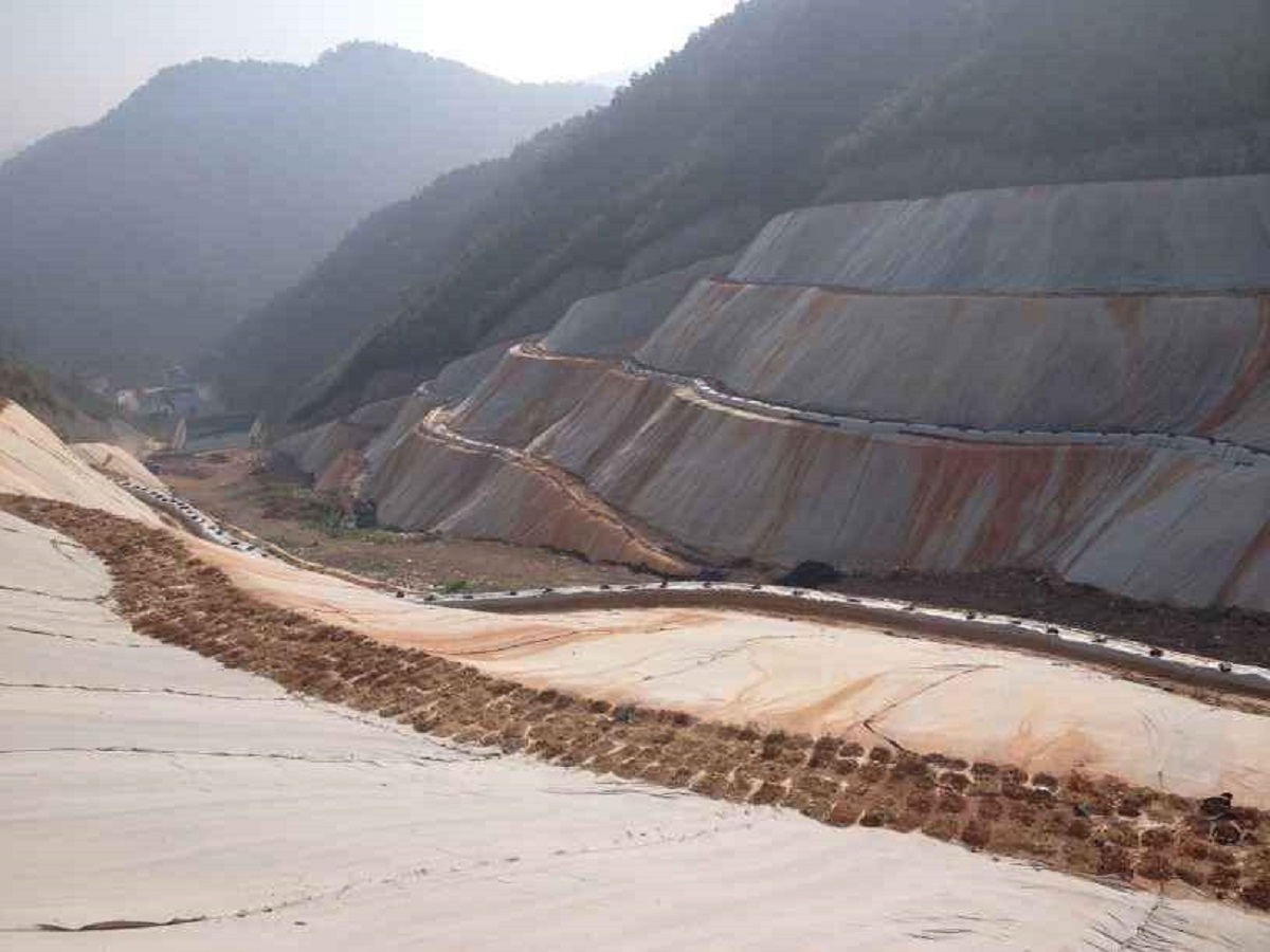 水庫大壩除險加固工程施工方案