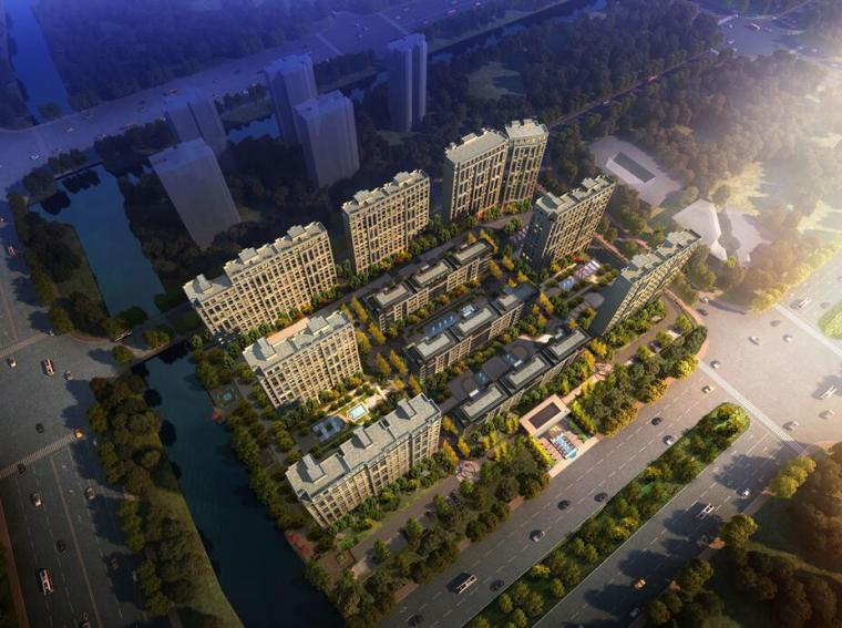 [上海]新亚洲风格居住区建筑规划方案设计(联创设计|PDF+226页)