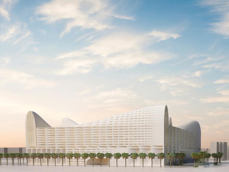 科威特艾哈迈迪文化中心