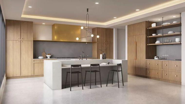厨房|室内设计_1