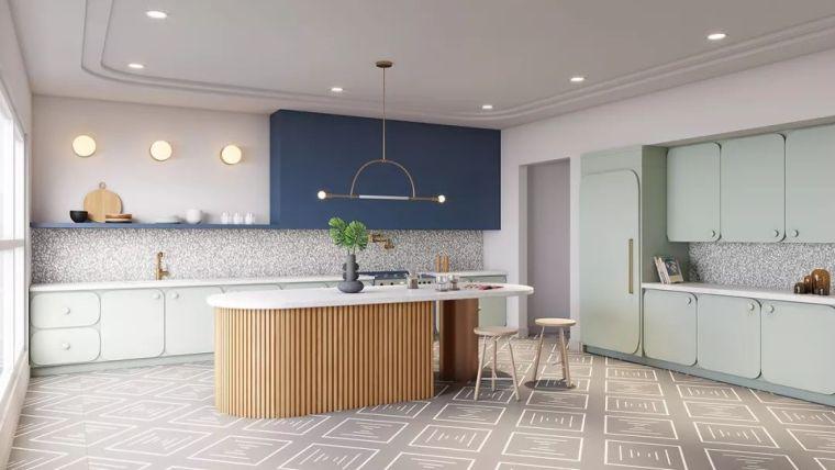厨房|室内设计_5