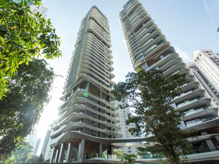新加坡银峰住宅