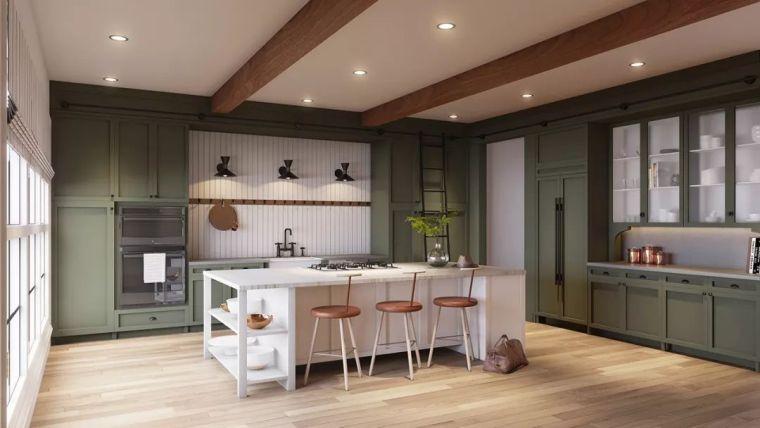 厨房|室内设计_9