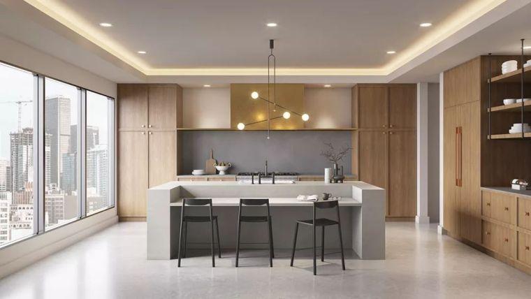 厨房|室内设计_8