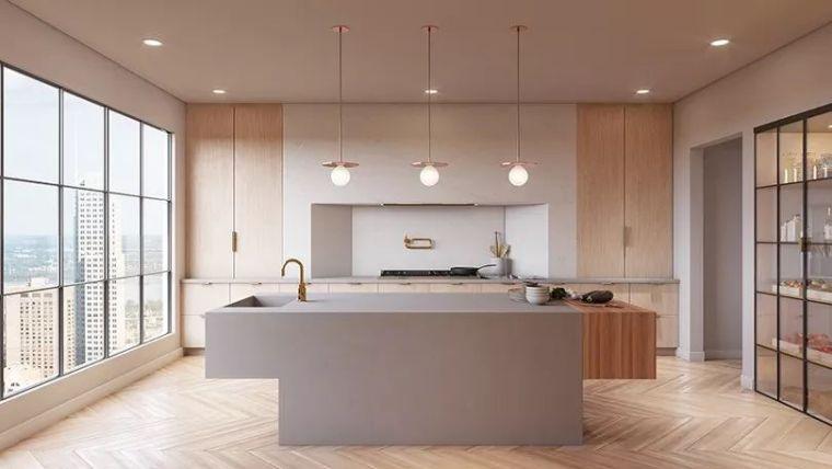 厨房|室内设计_11