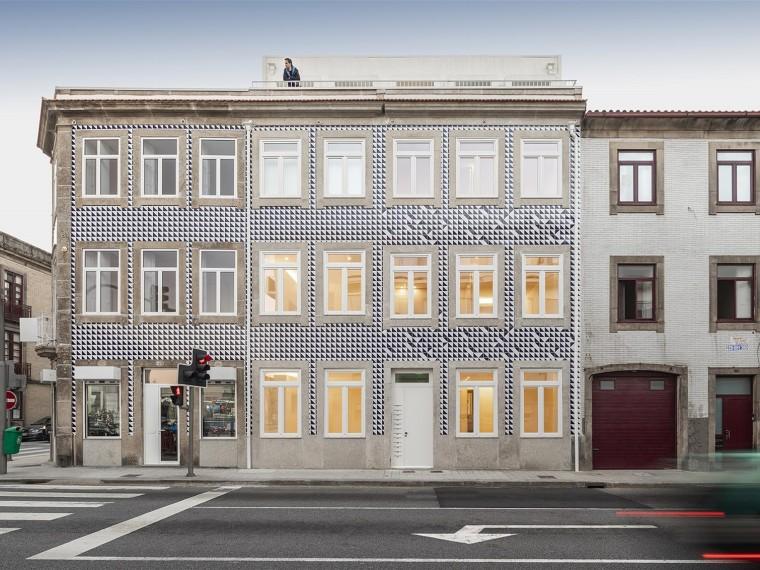 葡萄牙Alegria住宅楼
