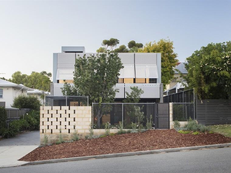 澳大利亚Blinco街区住宅