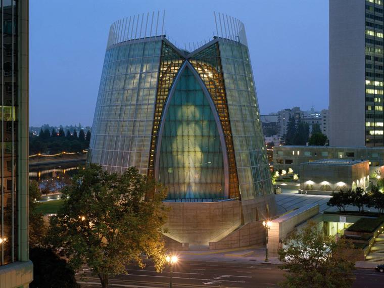 美国加州奥克兰基督之光大教堂
