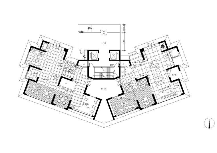 [江苏]梁志天-南京星雨花都会所丨效果图+CAD全套施工图