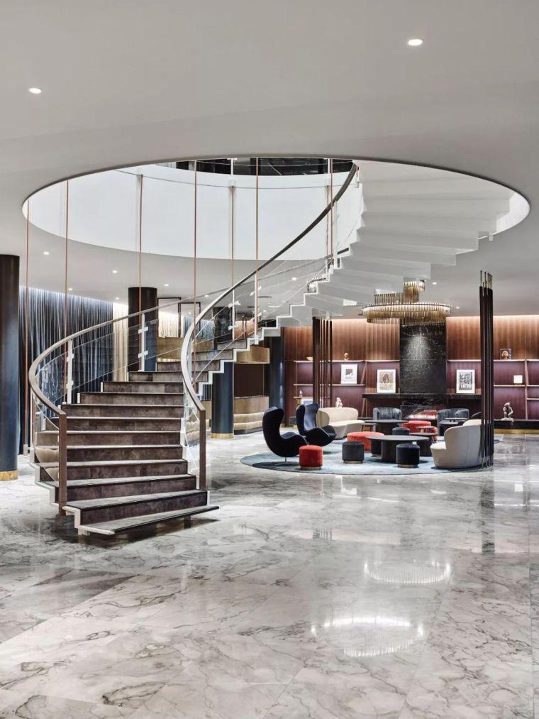 10个全球著名酒店设计(文末附超精品酒店设计文本资料)_5