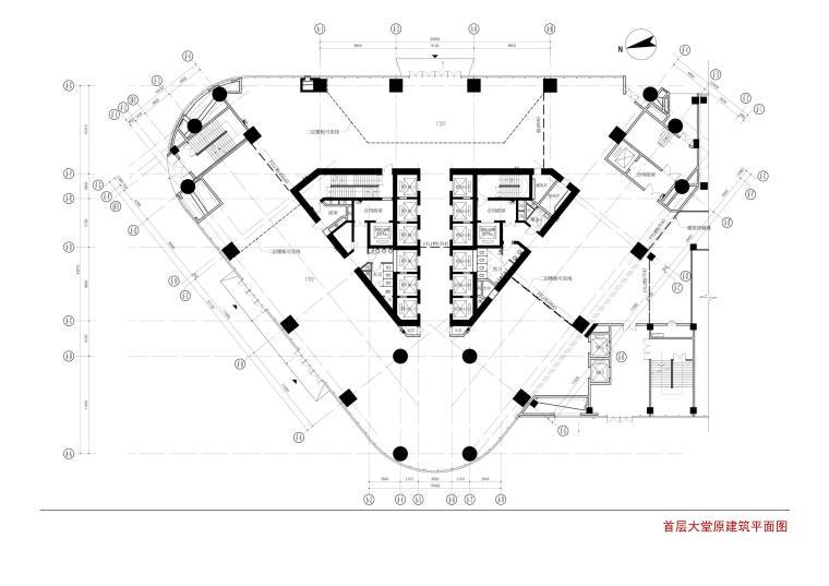 [成都]梁志天-新华之星办公楼项目效果图+概念设计方案+施工图CAD
