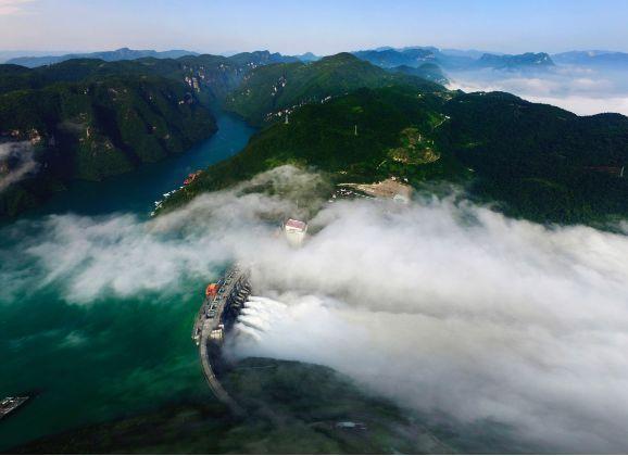 中国大坝行,隔河岩,清江上的水电之花