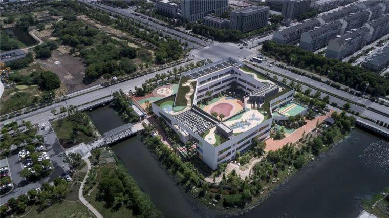 新作 建筑第三空间:南浔镇中心幼儿园新址扩建工程