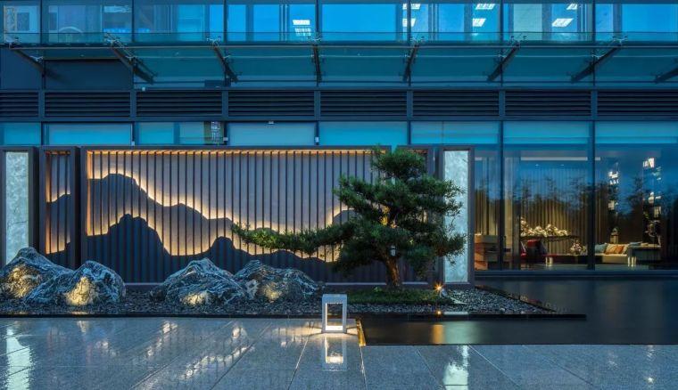 融建筑、山水、艺术于一体的东方美学臻境