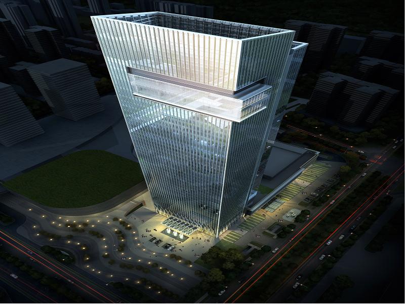 [寶雞]鋼框架支撐體系結構商業辦公樓施工組織設計(325頁)
