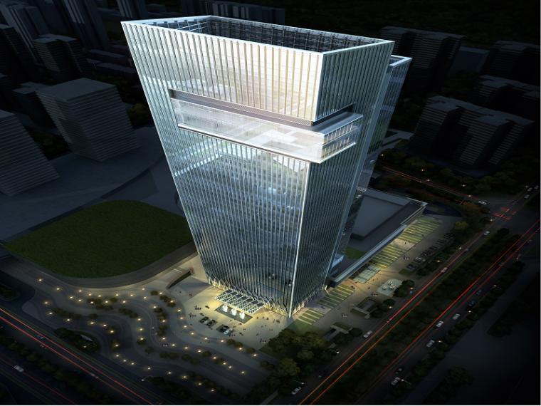 [宝鸡]钢框架支撑体系结构商业办公楼施工组织设计(325页)