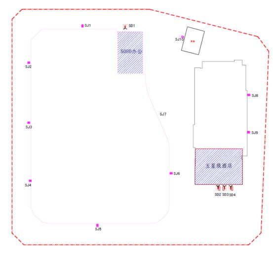 31电梯平面布置图