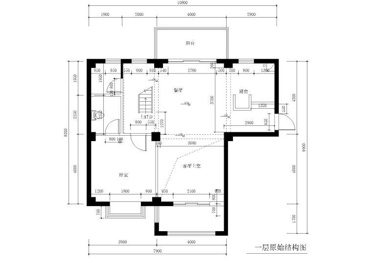 [江苏]常熟东湖京华户型CAD施工图+实景拍摄
