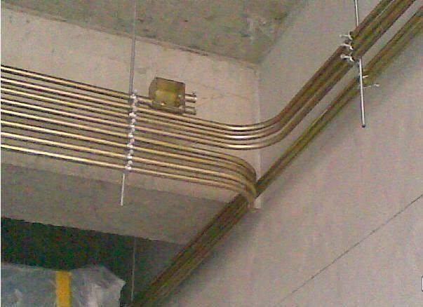 电气配管及管内穿线施工要点