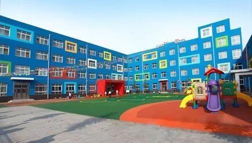 中国最美幼儿园现身云南!打破土味审美,美的像童话