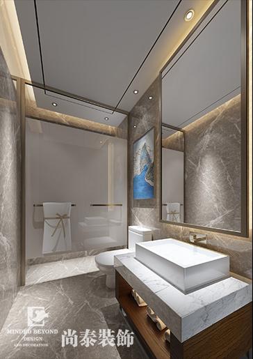 酒店卫生间装修如何设计和布局?