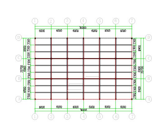 单向板整浇肋形楼盖课程设计计算书
