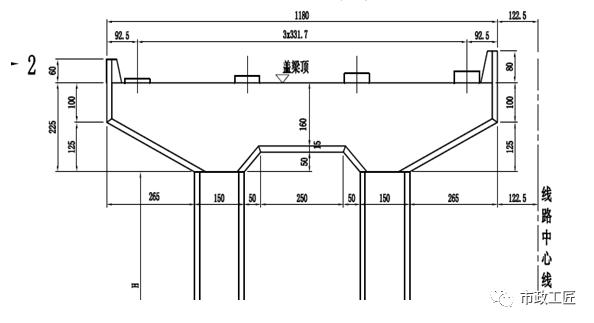 盖梁无支架施工及钢筋整体安装工艺
