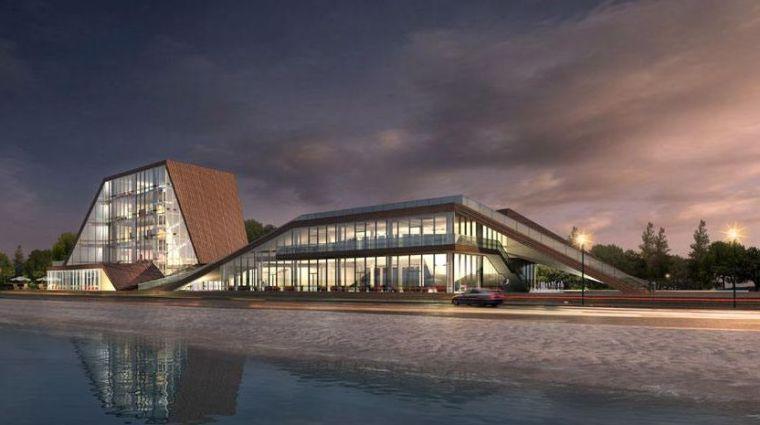 """建筑设计丨现代建筑的""""惊人""""之美"""