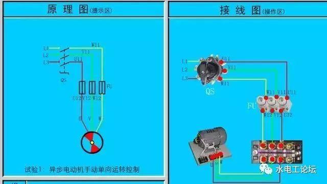 最全电路图与接线图大全:开关、插座、二次回路图