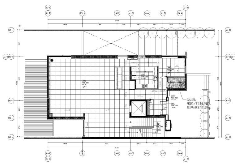 [三亚]新加坡SCDA设计-三亚艾迪逊A+B户型私人别墅样板间建筑效果图+效果图+CAD施工图