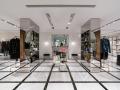 Dariel Studio-Balmain上海靜安嘉里中心旗艦店室內設計 Balmain Plaza 66丨15P