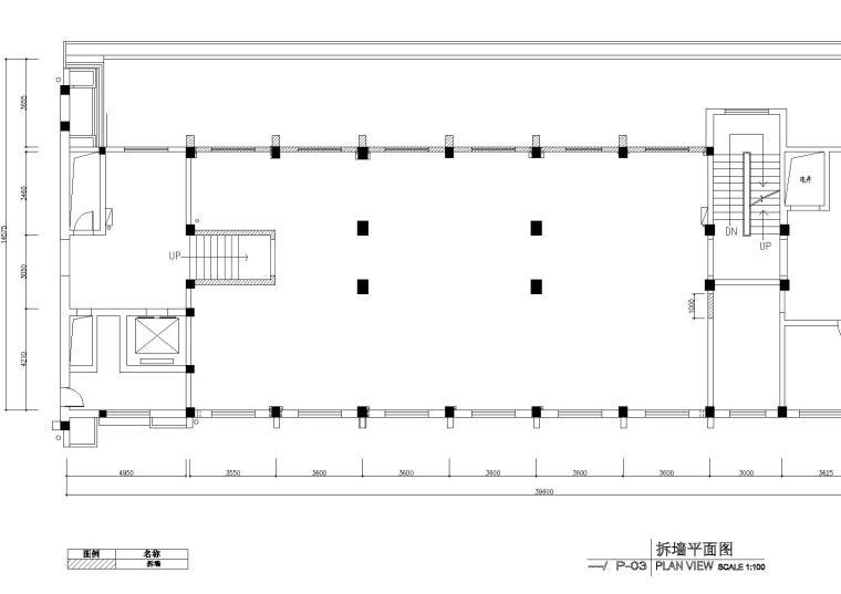 [湖北]武汉东仓创意研究中心CAD施工图+效果