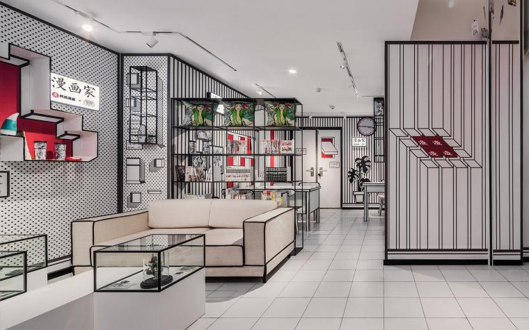 商业店面设计商铺装修标准及流程(文末附商铺、店面设计方案)
