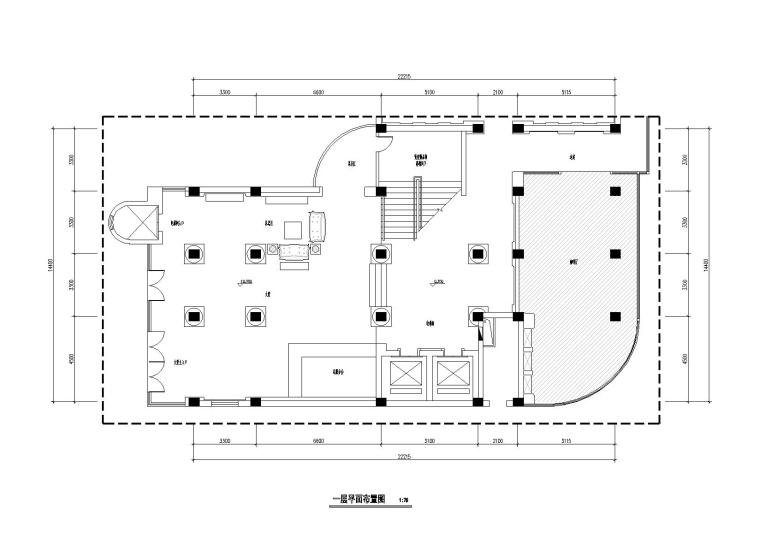 [四川]锐度-成都澳汀花园酒店全套施工图+设计说明
