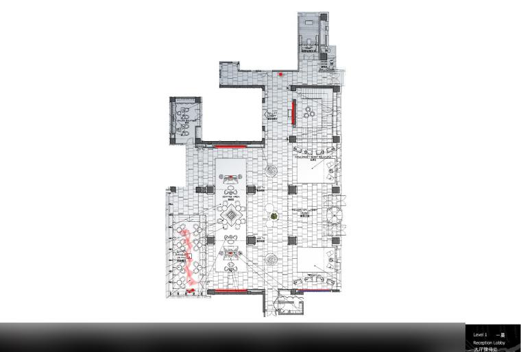 [西安]中华区首家高端现代五星级商务酒店设计方案