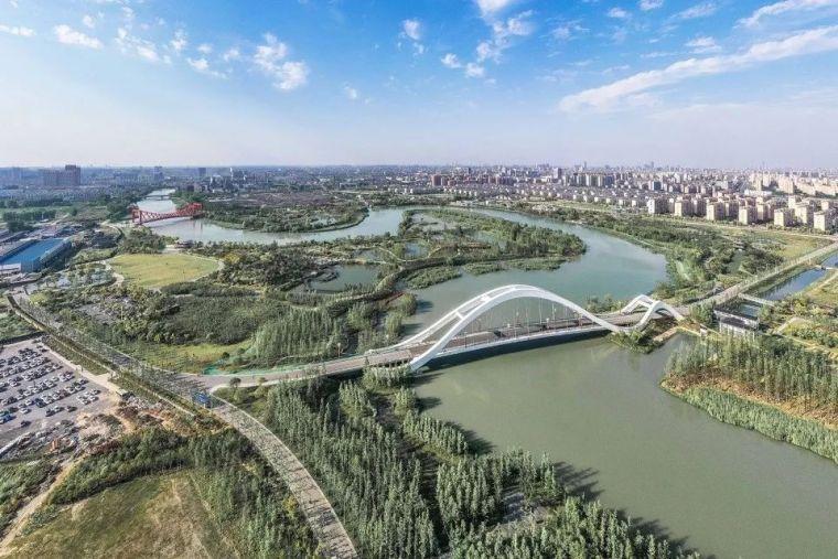 后瘦西湖时代-扬州三湾生态中心,江苏/艾绿尼塔