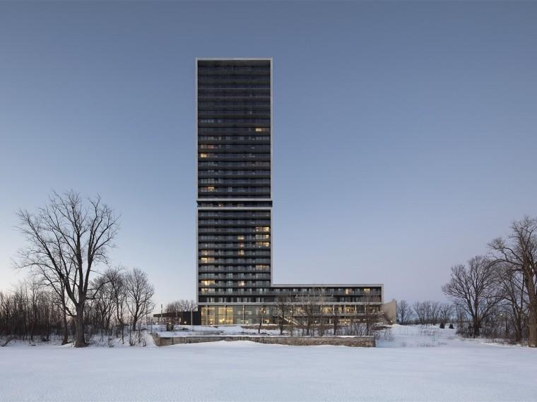 加拿大Panorama老年公寓楼