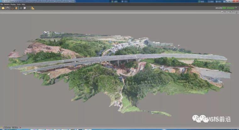 倾斜摄影实景三维模型与BIM结合实现铁路桥梁施工中的应用