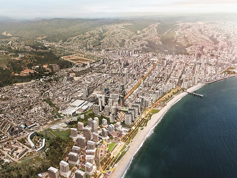 智利拉斯萨利纳斯景观总体规划