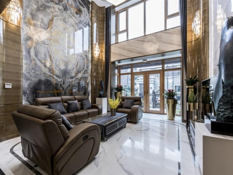 唐山现代奢华风格的住宅