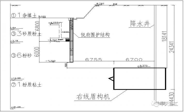 城市隧道施工中盾构机螺旋输送器卡壳一种脱困方式研究