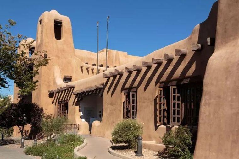 美国51州最佳建筑设计丨附50套公建+住宅+中式建筑SU模型_36
