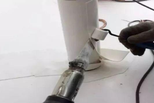 高分子交叉膜防水卷材及TPO防水卷材在屋面维修工程中的应用_7