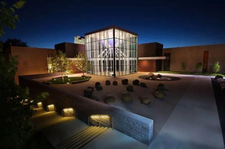 美国51州最佳建筑设计丨附50套公建+住宅+中式建筑SU模型_39