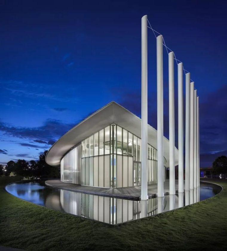 美国51州最佳建筑设计丨附50套公建+住宅+中式建筑SU模型_41