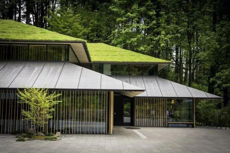 美国51州最佳建筑设计丨附50套公建+住宅+中式建筑SU模型_42