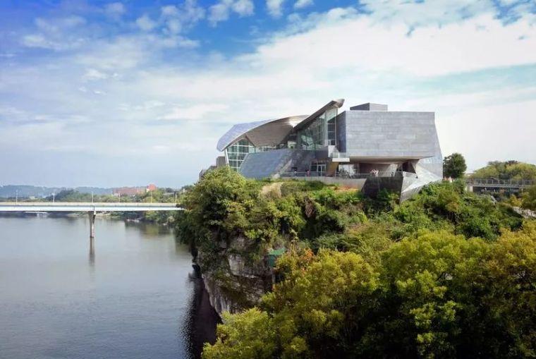 美国51州最佳建筑设计丨附50套公建+住宅+中式建筑SU模型