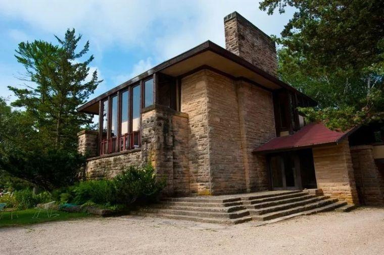美国51州最佳建筑设计丨附50套公建+住宅+中式建筑SU模型_55
