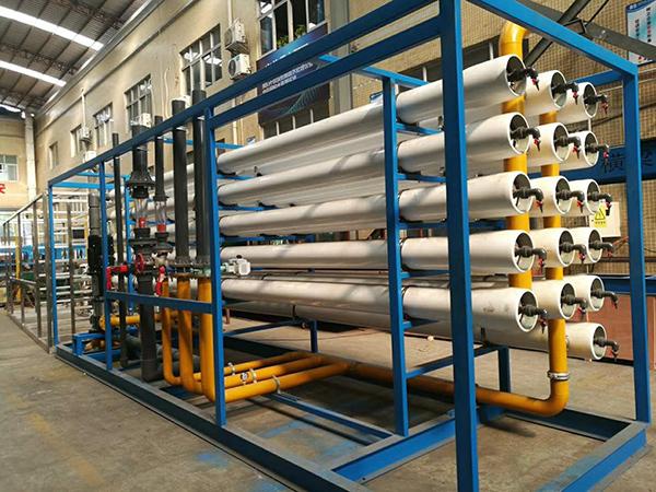 污水设备问题资料下载-日常使用工业污水回用处理设备前要怎样进行?